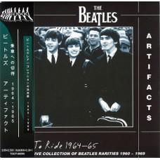 BEATLES - Artifacts Ticket To Ride - 1964-1965 CD MINI LP