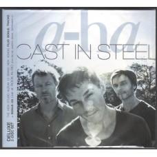 A-HA - Cast In Steel (2 CD) in Digipak / Digipack