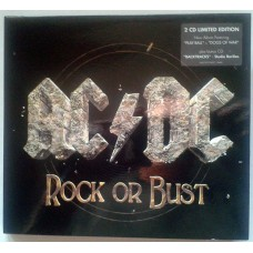 AC/DC - Rock Or Burst - (2 CD) in Digipak / Digipack