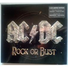 AC/DC - Rock Or Burst - (2 CD) in Digipak / Digipack