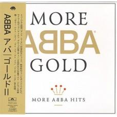 ABBA - MORE GOLD - CD MINI LP OBI