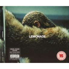 BEYONCE - Lemonade (CD+DVD) in Digipak / Digipack