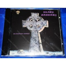 BLACK SABBATH - Headless Cross CD