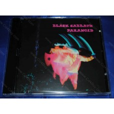 BLACK SABBATH - Paranoid CD
