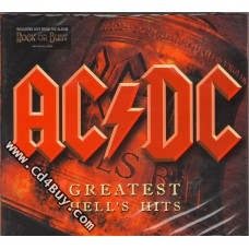 AC/DC+B2 - Greatest Hell`s Hits 2015 Edition (2 CD) in Digipak / Digipack