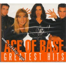 ACE OF BASE - Greatest Hits (2 CD) in Digipak / Digipack