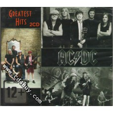 AC/DC - Greatest Hits (2 CD) in Digipak / Digipack