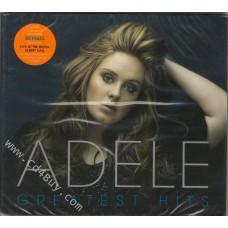 ADELE - Greatest Hits/Live Royal Albert Hall (CD/DVD) in Digipak / Digipack