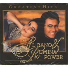AL BANO & ROMINA POWER - Greatest Hits (2 CD) in Digipak / Digipack