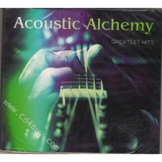 ACOUSTIC ALCHEMY - Greatest Hits (2 CD) in Digipak / Digipack