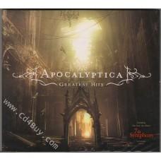 APOCALYPTICA - Greatest Hits (2 CD) in Digipak / Digipack
