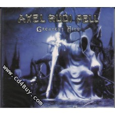 AXEL RUDI PELL - Greatest Hits (2 CD) in Digipak / Digipack