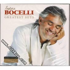 ANDREA BOCELLI - Greatest Hits (2 CD) in Digipak / Digipack