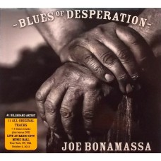 JOE BONAMASSA - Blues Of Desperation (CD+DVD) in Digipak / Digipack