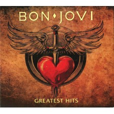 BON JOVI - Greatest Hits 2016 (2 CD) in Digipak / Digipack
