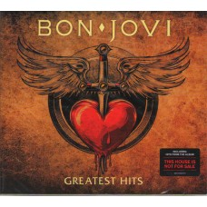 BON JOVI - Greatest Hits 2017 (2 CD) in Digipak / Digipack