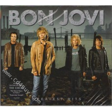 BON JOVI - Greatest Hits (2 CD) in Digipak / Digipack