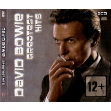 DAVID BOWIE - Greatest Hits (2 CD) in Digipak / Digipack