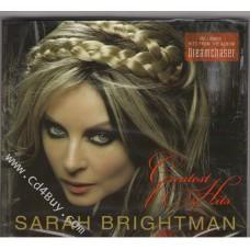 SARAH BRIGHTMAN - Greatest Hits (2 CD) in Digipak / Digipack