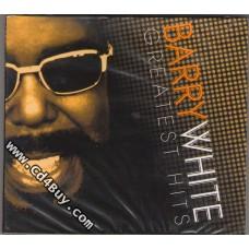 BARRY WHITE - Greatest Hits (2 CD) in Digipak / Digipack