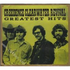 CREEDENCE CLEARWATER REVIVAL - Greatest Hits (2 CD) in Digipak / Digipack