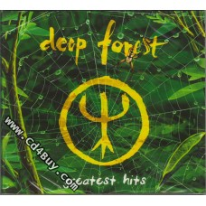 DEEP FOREST - Greatest Hits (2 CD) in Digipak / Digipack