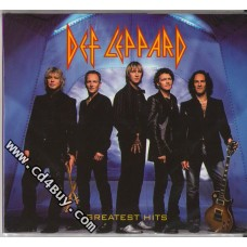 DEF LEPPARD - Greatest Hits (2 CD) in Digipak / Digipack