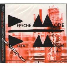 """DEPECHE MODE - """"Delta Machine/Live 2013"""" (CD/DVD) in Digipak / Digipack"""