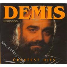 DEMIS ROUSSOS - Greatest Hits (2 CD) in Digipak / Digipack