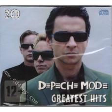 DEPECHE MODE  - Greatest Hits (2 CD) in Digipak / Digipack