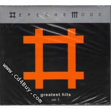 DEPECHE MODE - Greatest Hits Vol.1 (2 CD) in Digipak / Digipack