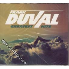 FRANK DUVAL - Greatest Hits (2 CD) in Digipak / Digipack