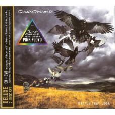 DAVID GILMOUR - Rattle That Lock (CD+DVD) in Digipak / Digipack