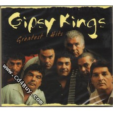 GIPSY KINGS - Greatest Hits (2 CD) in Digipak / Digipack