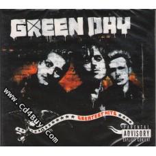 GREEN DAY - Greatest Hits (2 CD) in Digipak / Digipack