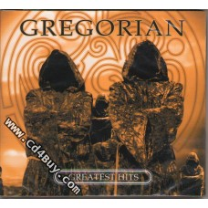GREGORIAN - Greatest Hits (2 CD) in Digipak / Digipack