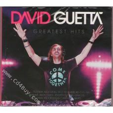DAVID GUETTA - Greatest Hits (2 CD) in Digipak / Digipack