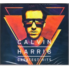 CALVIN HARRIS - Greatest Hits (2 CD) in Digipak / Digipack