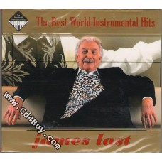 "JAMES LAST - ""The Best World Instrumental Hits"" (2 CD) in Digipak / Digipack"