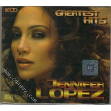 JENNIFER LOPEZ - Greatest Hits (2 CD) in Digipak / Digipack