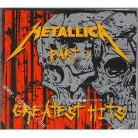 METALLICA - Greatest Hits (2 CD) Part 1 in Digipak / Digipack