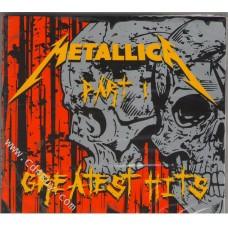 METALLICA - Greatest Hits (2 CD) Part 1 in Digipak / Digipack