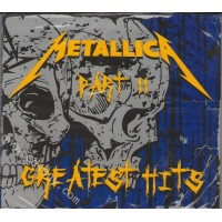 METALLICA - Greatest Hits (2 CD) Part 2 in Digipak / Digipack