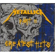 METALLICA - Greatest Hits (2 CD) Part 2 in Digipak / Digipack