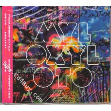 "COLDPLAY ""Mylo Xyloto/Live"" (CD/DVD) in Digipak / Digipack"