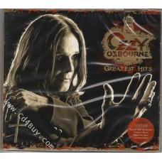 OZZY OSBOURNE - Greatest Hits (2 CD) in Digipak / Digipack