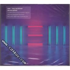 "PAUL MCCARTNEY - ""New"" (CD/DVD) in Digipak / Digipack"