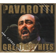 LUCIANO PAVAROTTI - Greatest Hits (2 CD) in Digipak / Digipack