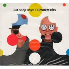 PET SHOP BOYS - Greatest Hits (2 CD) in Digipak / Digipack