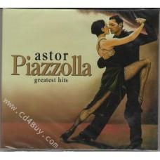 ASTOR PIAZZOLLA - Greatest Hits (2 CD) in Digipak / Digipack